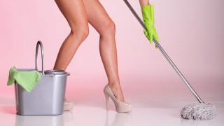 Изненадващите негативи от чистенето и готвенето