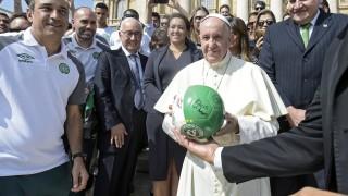 Папа и патриарх единни: Моралният упадък е виновен за екологичната криза