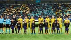 Астана повярва в чудото, но след това бе тежко наказан от Спортинг (Лисабон)
