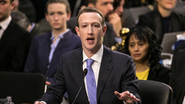 Конгресът в САЩ привика Марк Зукърбърг заради Libra