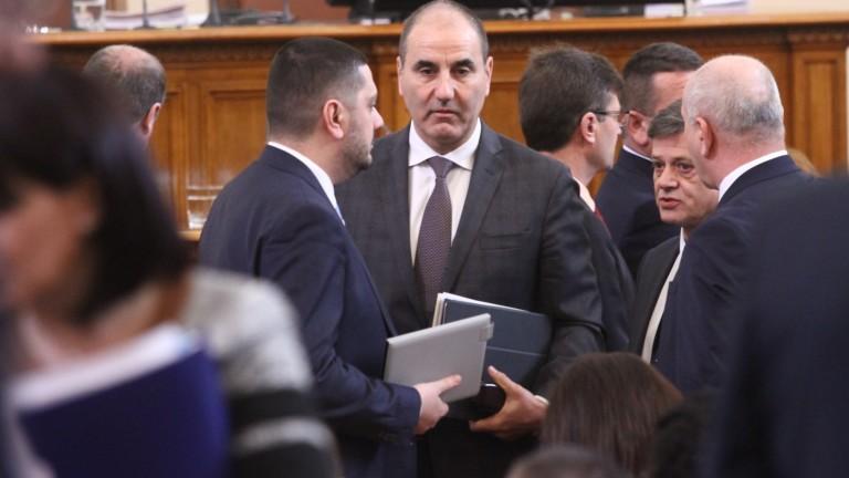 Народното събрание открива преговорите за F-16