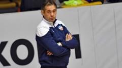 Виктор Карагьозов след победата срещу Монтана: Започнахме сковано и малко плахо, но след като спечелихме първия гейм се отпуснахме