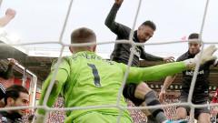 Дийн Хендерсън осигури победата на Шефилд Юнайтед срещу Норич