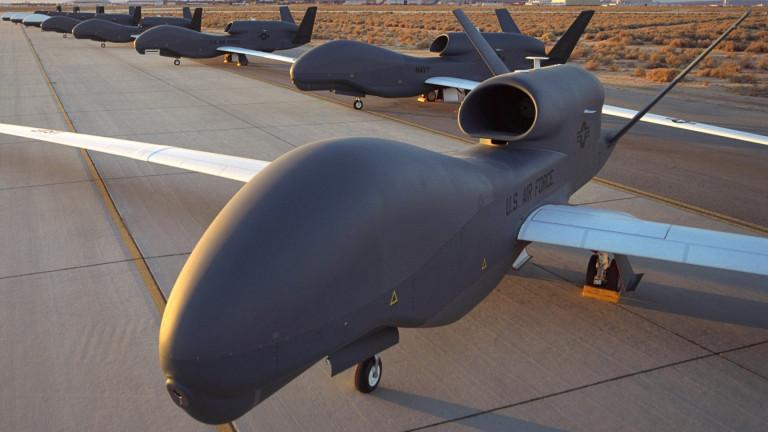 Гърция планира да купи от САЩ три безпилотни летателни апаратас