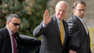 ООН иска опозицията и Дамаск да започнат обсъждане на три основни теми