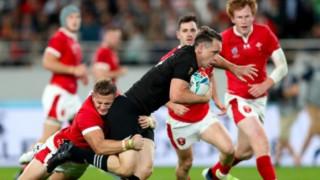 Нова Зеландия се утеши с бронзовите медали на Световното първенство по ръгби