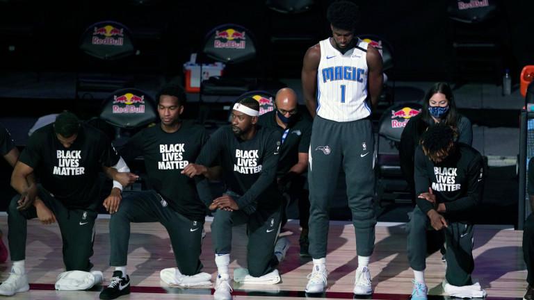 Сезонът в NBA официално е рестартиран и вече успяхме да