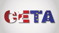 Подписваме търговската сделка между ЕС и Канада