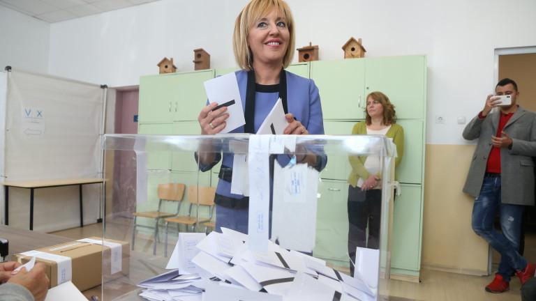 За кандидата за кмет на София Мая Манолова всяка разлика