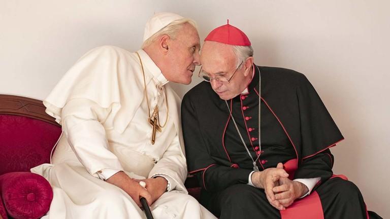 Първи трейлър на The Two Popes с Антъни Хопкинс