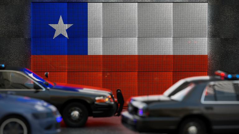 Полицията в Чили издирва членове на въоръжена банда, откраднали пратка