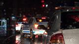 Двама полицаи задържани при акция в столицата
