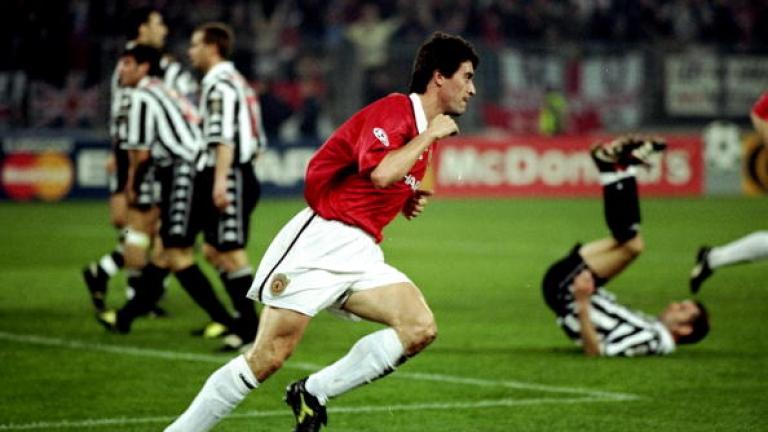 Рой Кийн връща Юнайтед в мача