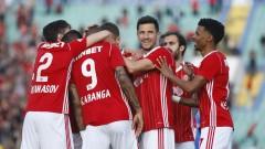 ЦСКА ще играе контрола с датския Брьондби