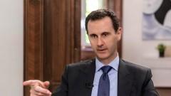 Башар Асад обяви всеобща амнистия за престъпления до вчера