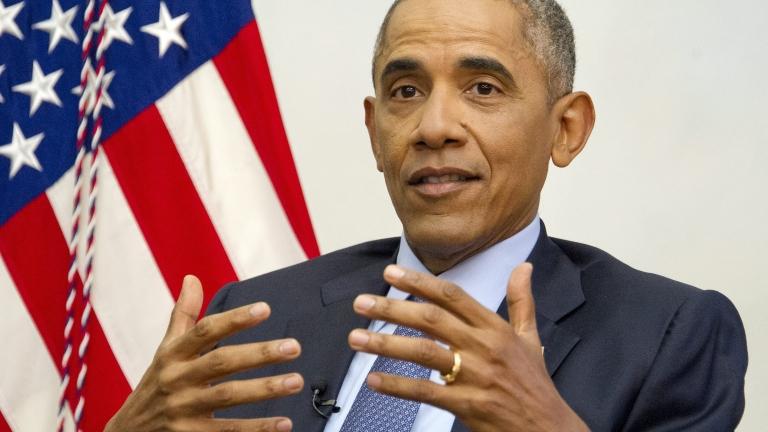 Обама: Политиката на Израел прави невъзможно създаването на палестинска държава