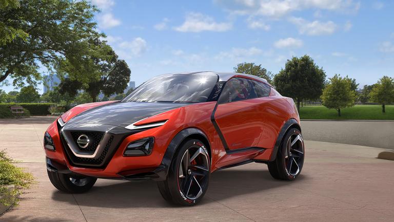 Nissan готви приемника на успешния си малък кросоувър Juke