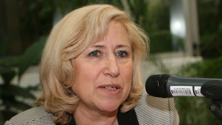 Душана Здравкова критикува: Прокуратурата ни не разбира същността на европейската