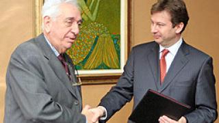 Омбудсманът Гиньо Ганев подписа споразумение с УНИЦЕФ