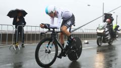"""Крис Фрум загуби лидерската си позиция в """"Тур дьо Франс"""""""