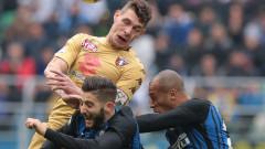 """Интер се спаси срещу Торино, продължава без загуба в Серия """"А"""""""