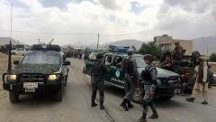 Талибаните атакуват афганистански град на фона на мирните преговори със САЩ