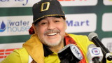 Марадона се справи с кокаина, но вече има зависимост към алкохола