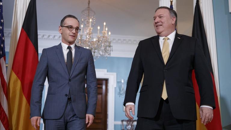 Германският външен министър Хайко Маас призова Русия към повече прозрачност