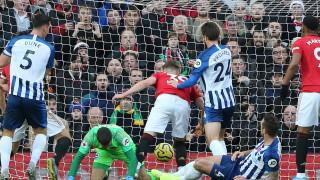 """Манчестър Юнайтед с втори домакински успех на """"Олд Трафорд"""" за тази седмица"""
