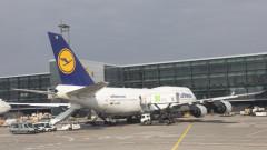"""Нова провокация на Беларус: тършува пътници в самолет на """"Луфтханза"""" за Франкфурт"""