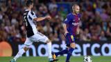 Андрес Иниеста: Оставам в Барселона!