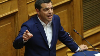 Бурни дебати по вота на доверие в гръцкия парламент