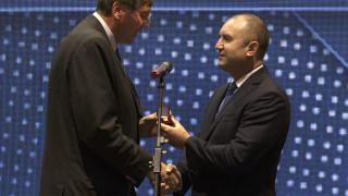 Румен Радев за баскетбола: Българите могат да скачат! И то високо!