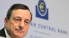 Драги не вижда необходимост да се променя политиката на ЕЦБ