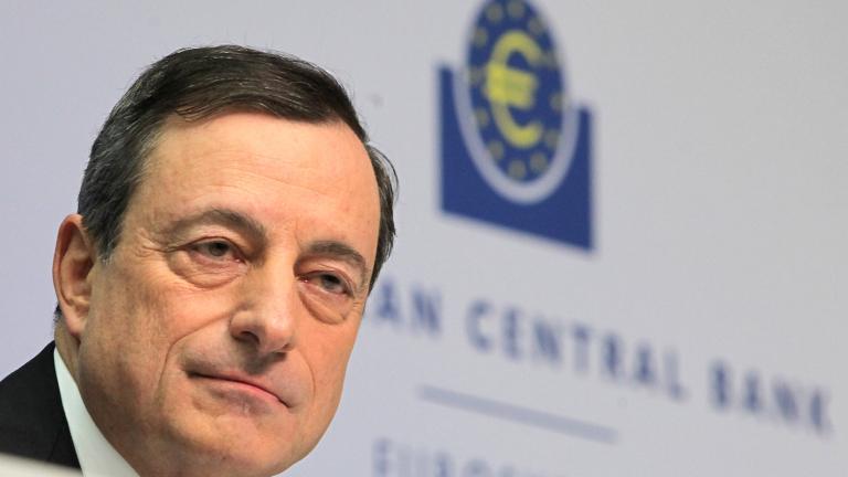 Драги: Еврозоната се съживява стабилно, но трябват реформи