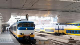 В Холандия вече 100% от влаковете се захранват с вятърна енергия
