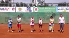 Иван Иванов и Габриела Иванова спечелиха титлите от Държавното първенство по тенис