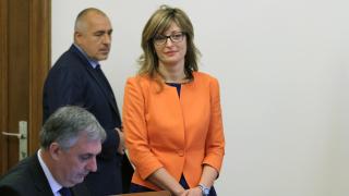 Екатерина Захариева обхожда парламентарните групи за подкрепа