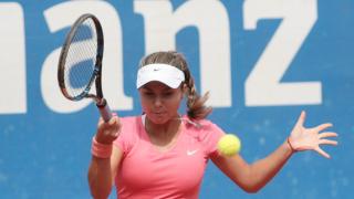 Отложиха мачовете на българските тенисистки в Англия заради проливен дъжд