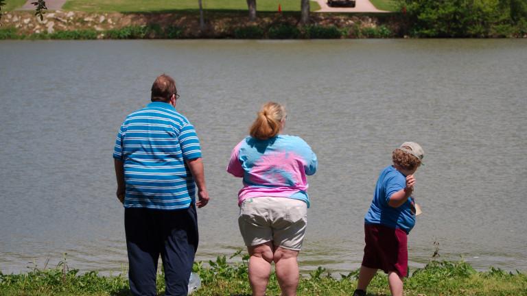 Всеки трети човек в САЩ е с наднормено тегло.