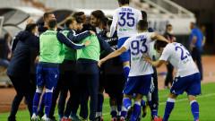 Кристиан Димитров донесе победа на Хайдук в 97-ата минута