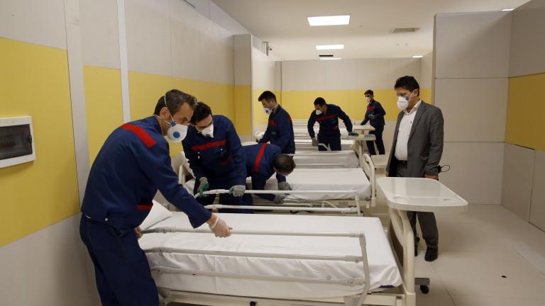 Нови 127 жертви на коронавируса в Иран за 24 часа