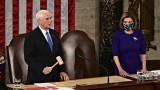 Пелоси сформира екипа за отстраняването от власт на Тръмп
