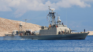 Гръцките ВМС отричат да са крадени 140 противопехотни мини от базата в Лерос