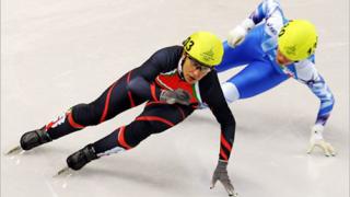 Евгения Раданова втора на 500 метра в Канада