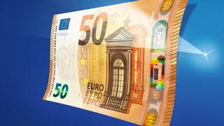 ЕЦБ пуска нова банкнота от 50 евро