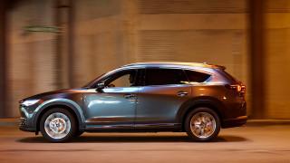 Mazda представи новия голям кросоувър CX-8 (ВИДЕО)