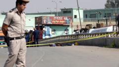 Терорист се взриви край християнски храм в Кайро