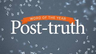 """""""Постистина"""" е дума на годината"""