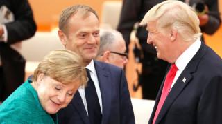 Туск сряза Тръмп: Да наричаш ЕС враг на САЩ е фалшива новина